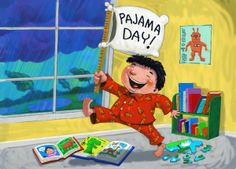 PJ Day and READ 2019 Seconds